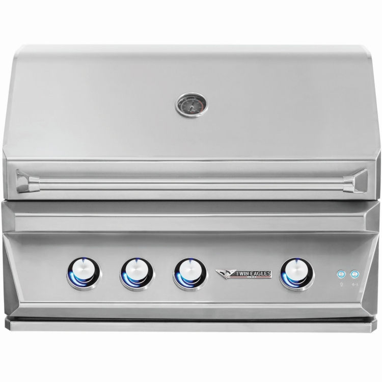 Premium Built-in Gas Grills