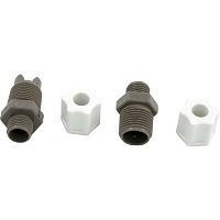 Check Valve and Inlet Fitting Adapter